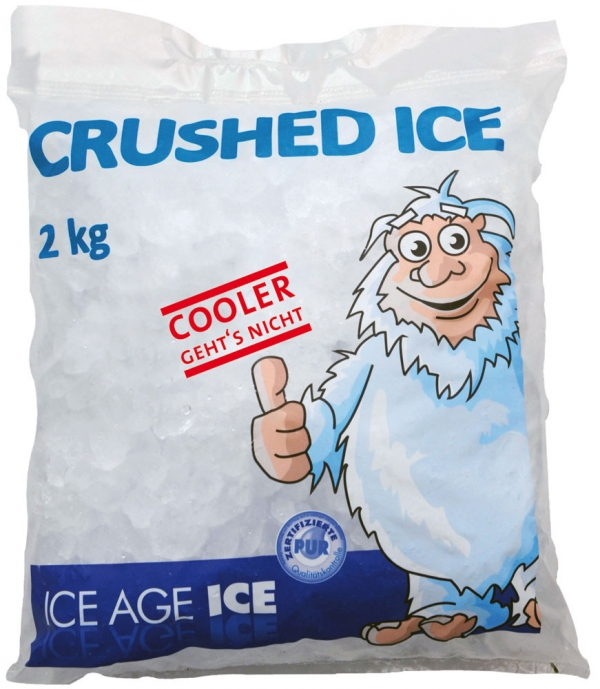 ICE AGE ICE - Crushed Eis