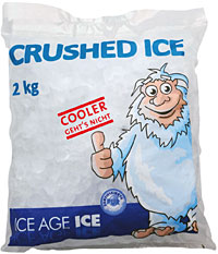 ICE AGE ICE - Crushed Ice